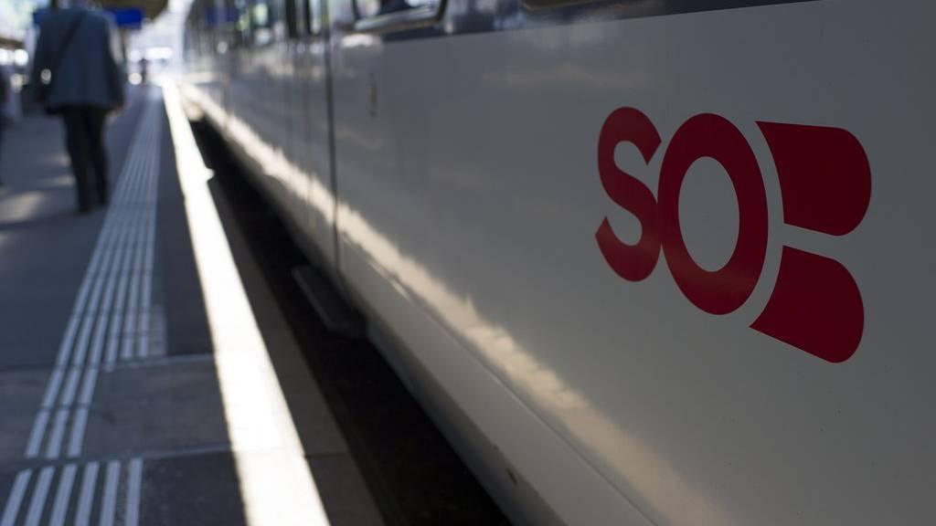 (Symbolbild) Die SOB fährt neu über den Gotthard.
