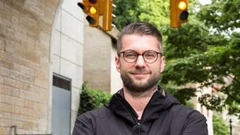 Samuel Leuenberger ist der Kulturpreisträger BL 2017