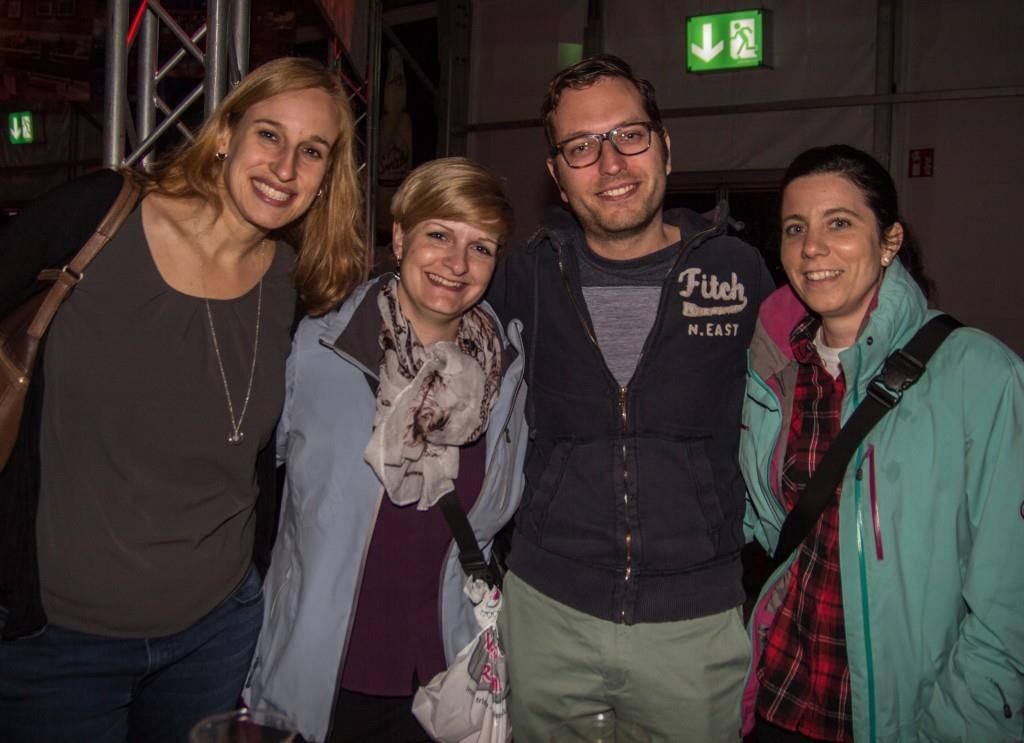 Donnerstag an der Rhema (© Stefanie Rohner/FM1Today)