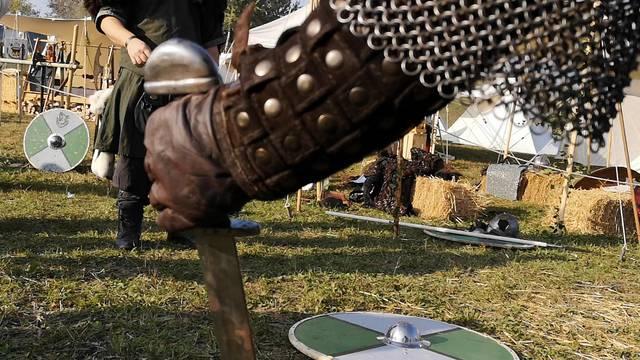 Hilfikon: das erste Wikinger- und Mittelalter-Spektakel