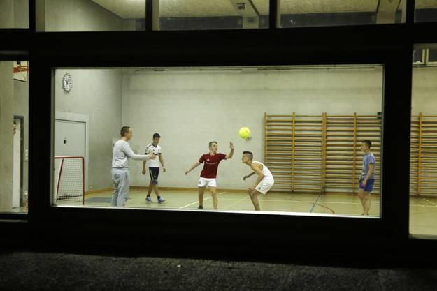 «Feel the Move» heisst das 2008 von der Jugendarbeit des Alten Spitals initiierte Angebot.