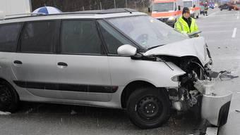 Haupttäter sass bei Unfällen selbst am Steuer (Symbolbild)