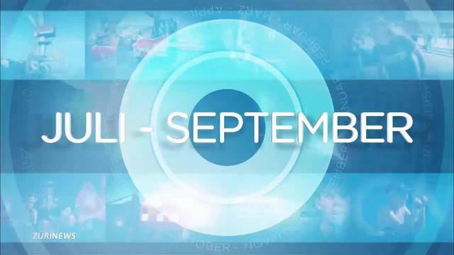 Jahresrückblick: Juli – Sept.