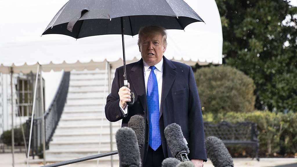 Republikaner weisen Vorwürfe gegen Trump zurück