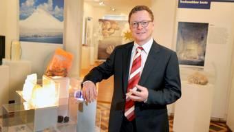 Urs Christoph Hofmeier: «Die Schwankungen sind für uns die grosse Herausforderung»