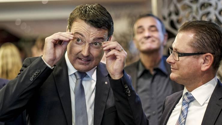 Thomas Burgherr will mit der SVP die Nicht-Wähler mobilisieren.