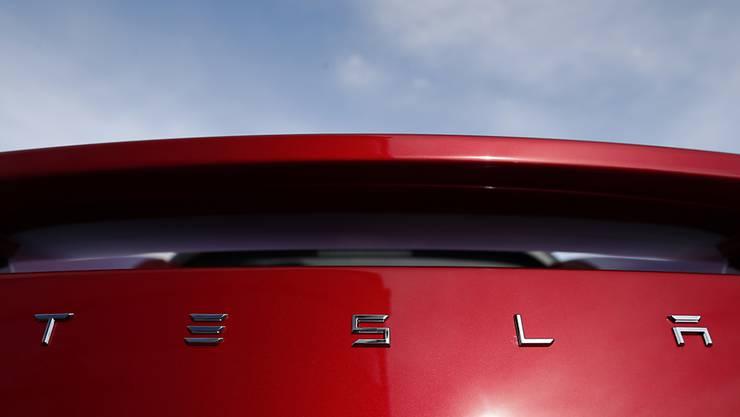 Tesla will ein neues Werk in der Nähe von Shanghai bauen. (Archiv)