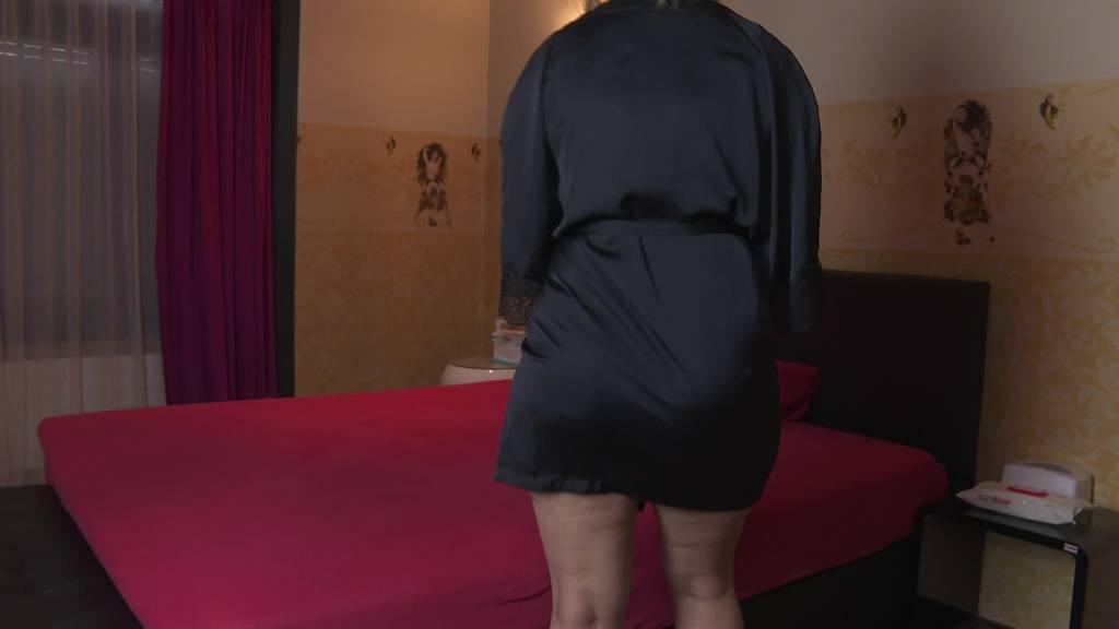 Rotlicht-Milieu: Prostituierte in St.Gallen in der Krise