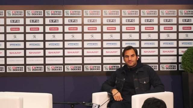 Roger Federer über die Rolle des Publikums