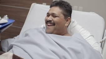 Der ehemals schwerste Mann der Welt, Andres Moreno aus Mexiko, hat abgenommen und soll nach einer Magenverkleinerung noch mehr abnehmen.