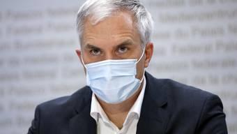 «Die Schweiz muss die Fallzahlen weiter senken», sagte Task-Force-Chef Martin Ackermann am Dienstag vor den Medien in Bern.