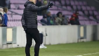 Marino Jurendic bleibt mit dem FC Aarau auswärts in der Krise