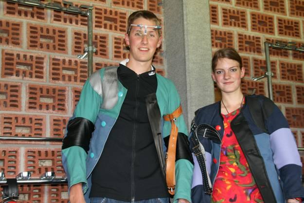 Denise Füglister und Dominik Müller