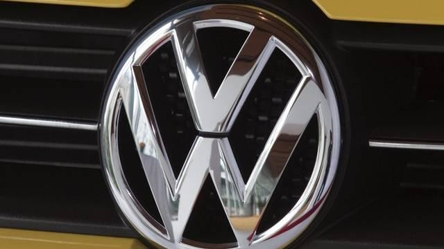 Nicht nur das Volkswagen-Logo glänzt - auch die Verkaufszahlen im Jahr 2010 glänzen