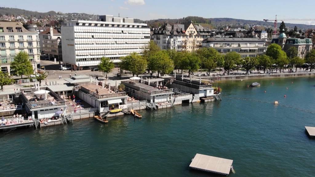 Beautiful Zurich: Limmatstadt zeigt sich an Osterwochenende von schönster Seite