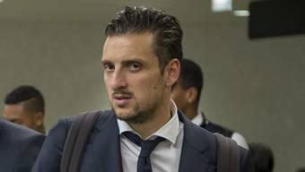 Kuzmanovic hat die Koffer gepackt für die nächste Station in seiner Karriere.