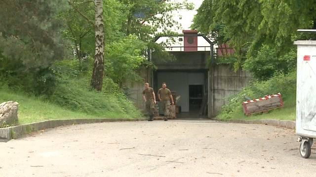 Norovirus zwingt Soldaten in die Knie