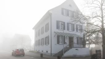 Im Bild: das Gemeindehaus von Uitikon.
