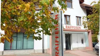 Das Bankgebäude in Zeihen ist verkauft worden.