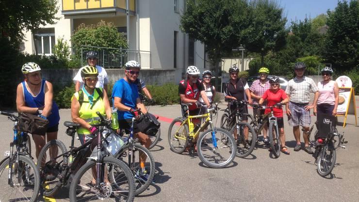 Velogruppe Pro Senectute Solothurn