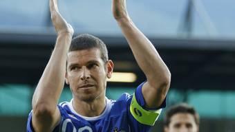 Kein erfolgreiches Debüt: Liechtensteins Rekord-Nationalspieler Mario Frick verlor sein erstes Spiel als Trainer von Vaduz. (Archivbild)