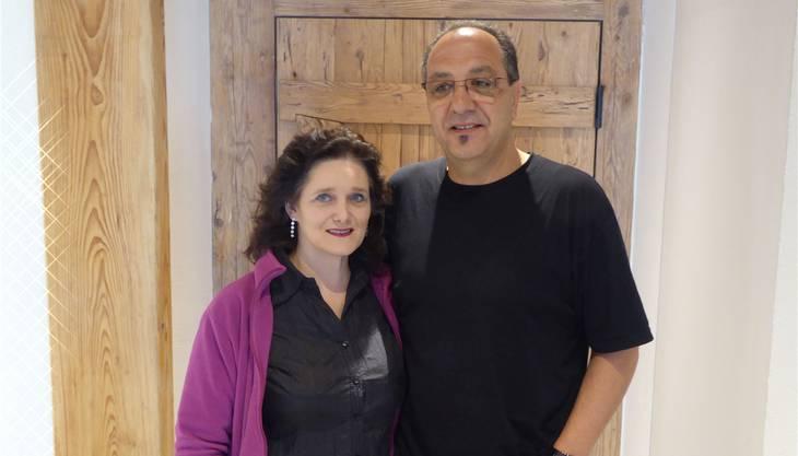 Nadja und Hanspeter Kirschner sind ab 4. Juli die neuen Gastgeber des Restaurants Ponyranch in Seewen.