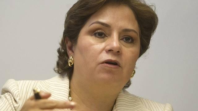 Konferenzpräsidentin Patricia Espinosa (Archiv)