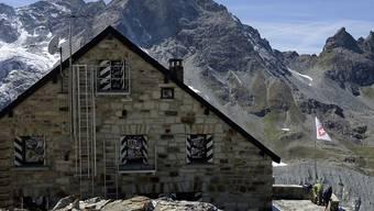 Die Moiry-Hütte (Cabane de Moiry) liegt im Kanton Wallis auf 2825 Metern über Meer. (Archivbild)