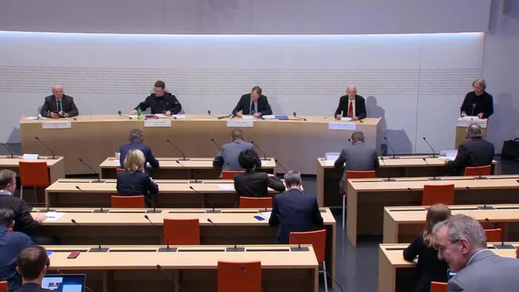 Komplette Pressekonferenz des Bundes vom 15. Mai 2020