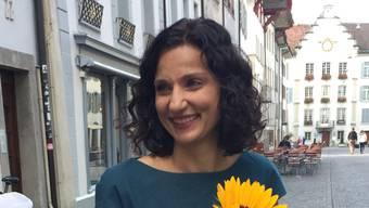 Gabriela Suter, SP-Präsidentin.
