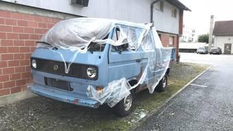 Vandalen demolieren beim «Kiff» über ein Dutzend Fahrzeuge
