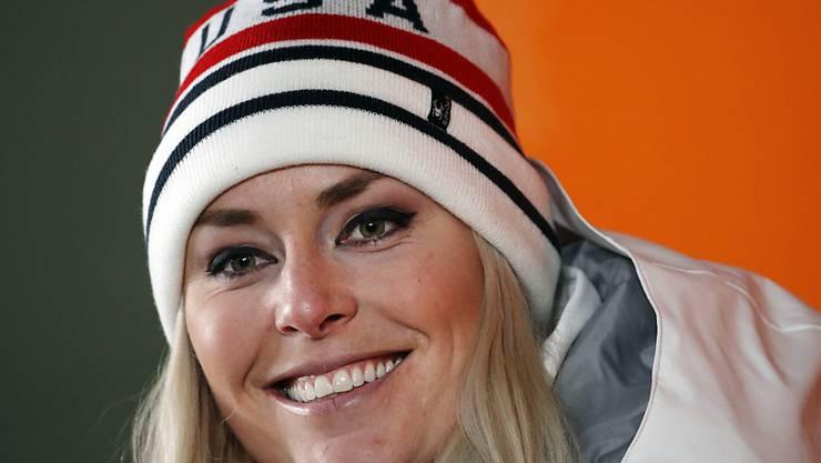 Lindsey Vonn plant ihr Weltcup-Comeback im Januar