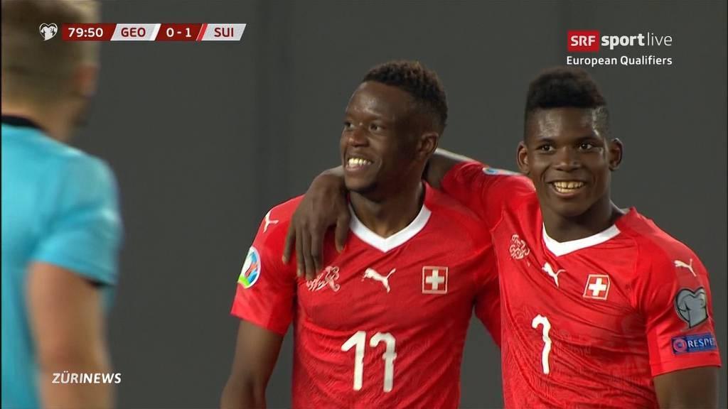 Gelungener Auftakt der Schweizer-Nati bei EM-Qualifikation