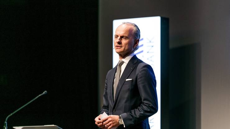 Roberto Belci leitet neu die Credit Suisse Aargau.