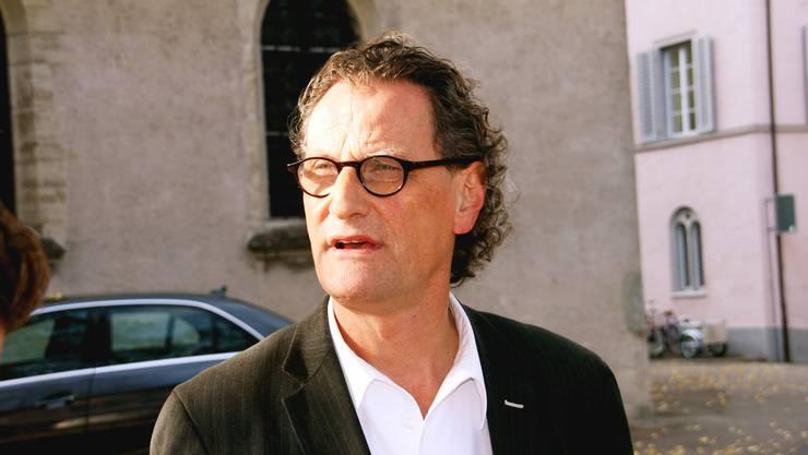 Geri Müller wurde als Präsident der Gemeindeammänner-Vereinigung des Bezirks Baden abgewählt.