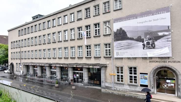 Das Historische Museum in Olten soll zum «Haus der Museen» werden.