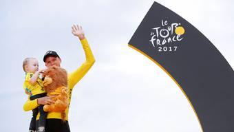 Froome gewinnt auch in diesem Jahr die Tour de France.