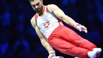 Oliver Hegi geht an den Europameisterschaften trotz Schmerzen auf Medaillenjagd