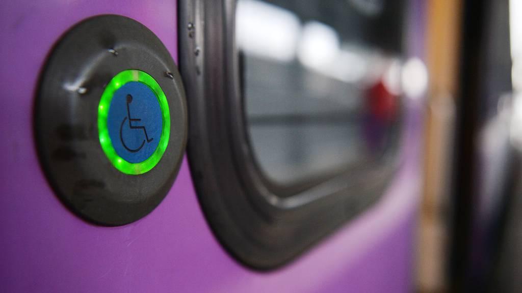 Verbindlicher Fahrplan für behindertengerechte Bahnhöfe