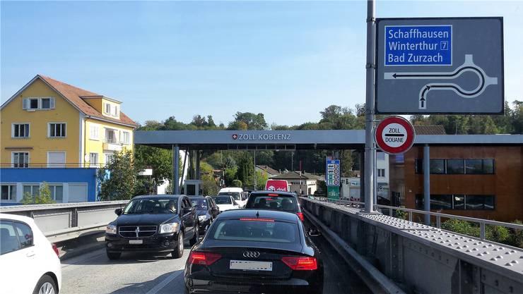 Koblenz ist vor allem für den Grenzverkehr berüchtigt. Doch auch die Gemeindefinanzen strapazieren die Nerven.
