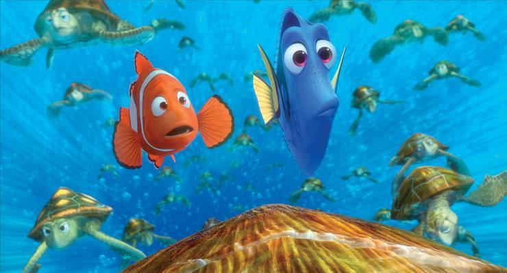 Die Pixar-Animationsstudios bewiesen mit «Findet Nemo» einmal mehr ihr Feingespür für berührende und humorvolle Geschichten. Verdiente Oscar-Auszeichnung als Bester animierter Spielfilm. (DPO)