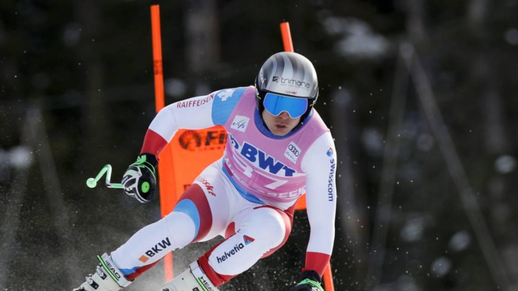 Weber in Santa Caterina siegreich – Holdener in St. Moritz Dritte