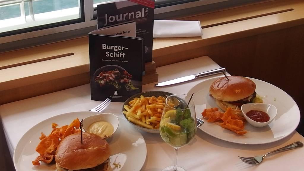 Freizeittipp: Burger-Schiff