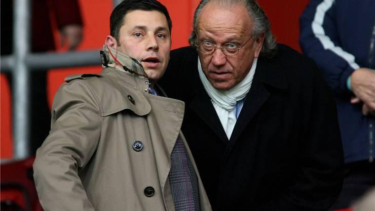 Der Menziker hatte den Fussballverein 2009 im Sterbebett übernommen und in den letzten drei Jahren topfit gemacht