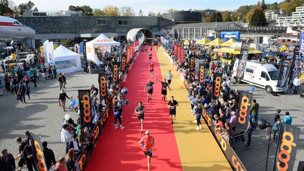 Lauffans steht eine Marathon-Woche bevor