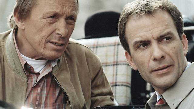 Claus Theo Gärtner als Privatdetektiv Matula und Paul Frielinghaus als Rechtsanwalt Dr. Lessing. 2014 kommt es zum Comeback.