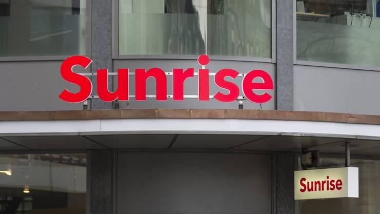 Das Telekommunikationsunternehmen Sunrise erzielte im zweiten Quartal 2020 einen tieferen Nettogewinn.