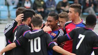 Die U21-Mannschaft des FC Basel zeigte gegen den FC Breitenrain eine souveräne Leistung (Archivbild).