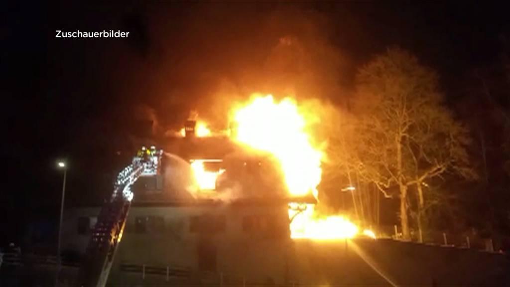 Ein Toter bei Wohnungsbrand in Freiburg
