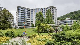 Das Kantonsspital Baselland in Liestal.
